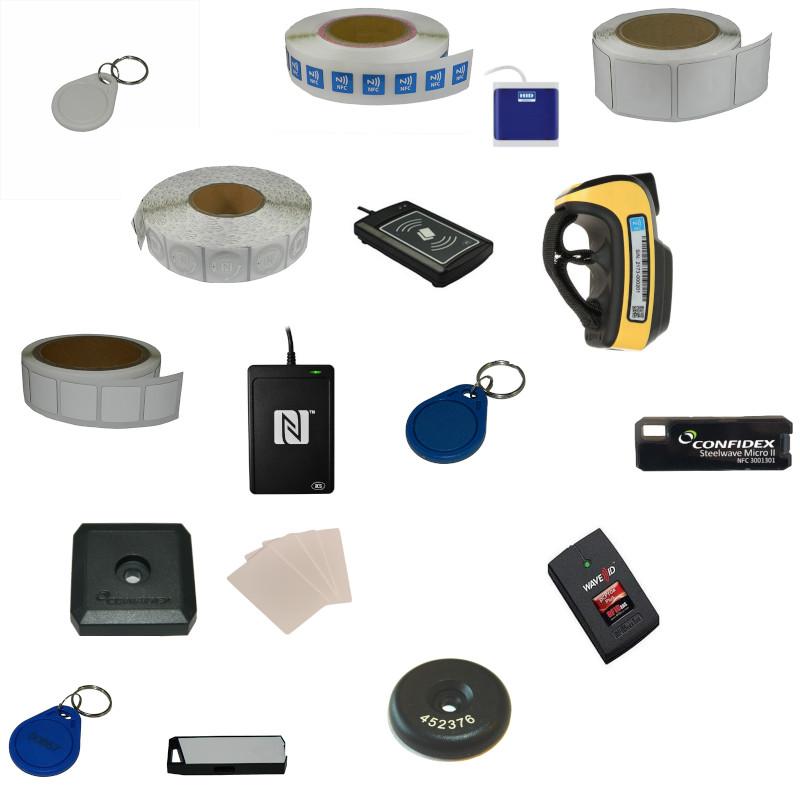 NFC-laitteita